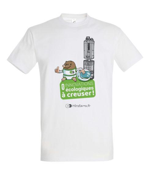Le tee-shirt Intranaute