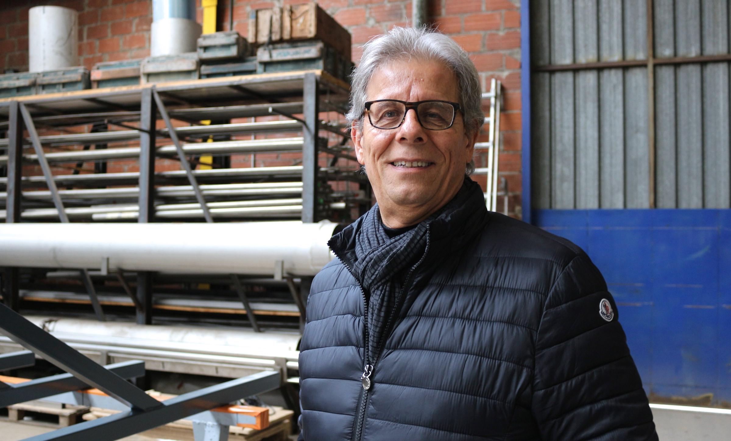 Gilles Nakache soutient Intraterra